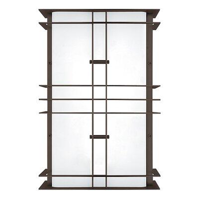 Modular Industrial Small Outdoor Wall Light Wayfair
