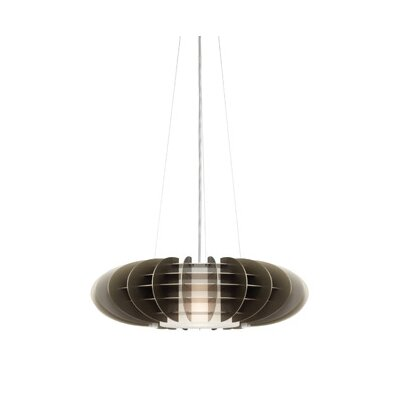 LBL Lighting Chicago 1 Light Jazz Pendant