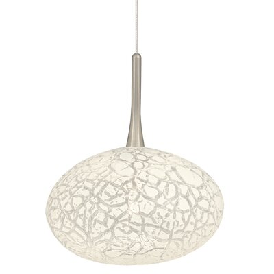 LBL Lighting Crinkle 1 Light Pendant