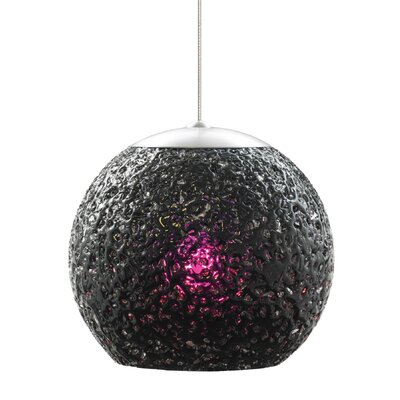 LBL Lighting Rock 1 Light Mini Pendant