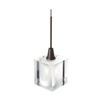 LBL Lighting Rocks 1 Light Mini Pendant