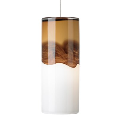 LBL Lighting Rio 1 Light Pendant