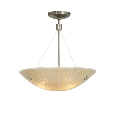 LBL Lighting Ambra Inverted Pendant