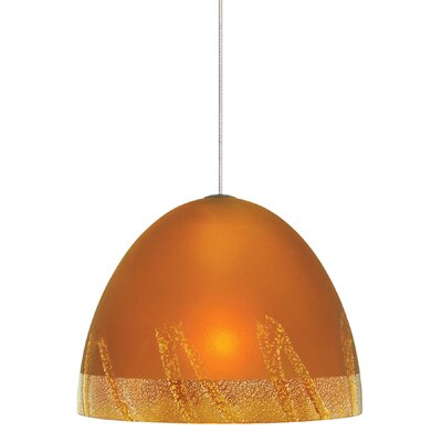 LBL Lighting Mojave Down 1 Light Pendant