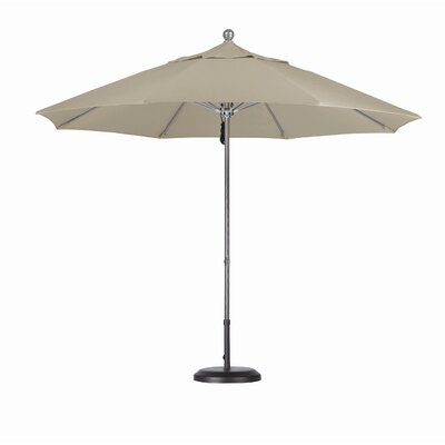 California Umbrella 9' Fiberglass Market Umbrella