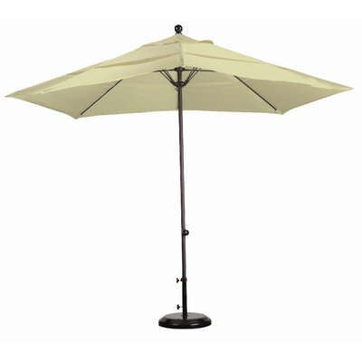 11' Fiberglass Market Easy Lift Umbrella