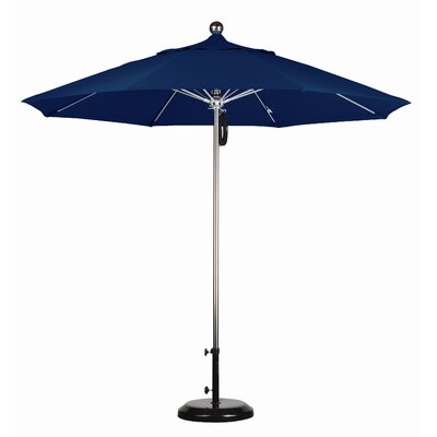 California Umbrella 9' Steel Market Umbrella