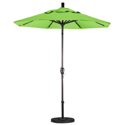 California Umbrella 7.5' Aluminum Market Umbrella