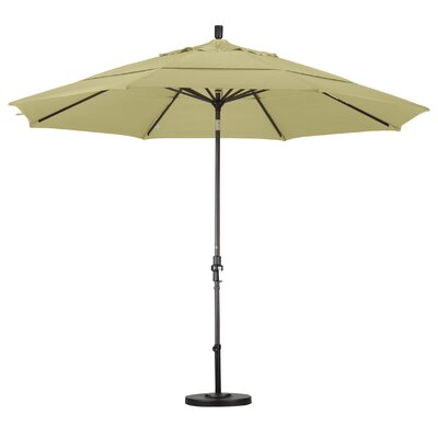 California Umbrella 11' Aluminum Market Umbrella