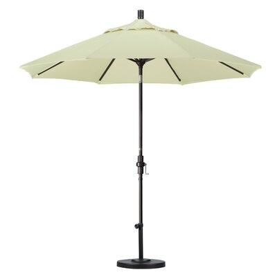 California Umbrella 9' Aluminum Market Umbrella