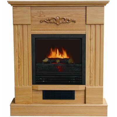 World Marketing Winchester II Compact Electric Fireplace