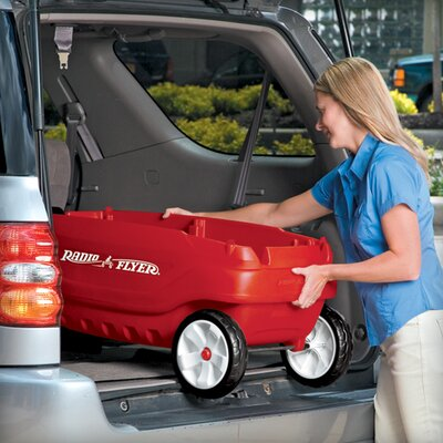 Radio Flyer Ultimate Family Wagon