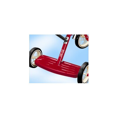 Radio Flyer Classic Tricycle with Push Handle