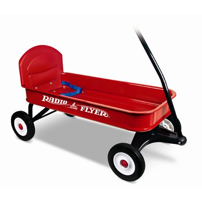 Radio Flyer Ranger Wagon Ride-On