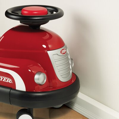Radio Flyer Classic Bumper Car