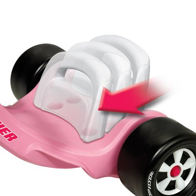 Radio Flyer Girl's Big Flyer in Pink