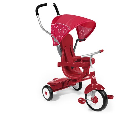 Radio Flyer 4-in-1 Tricycle