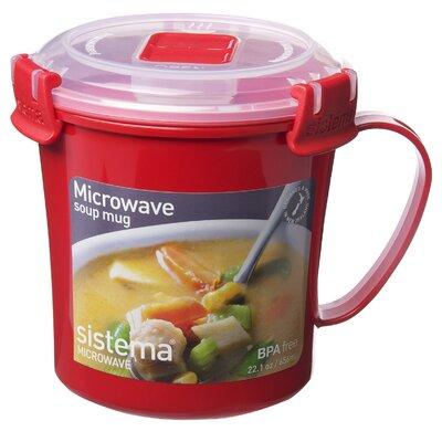 Sistema Usa Microwavable Soup Mug Amp Reviews Wayfair
