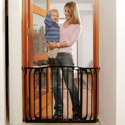 Dreambaby Chelsea Xtra Wide Swing Close Gate Combo Pack