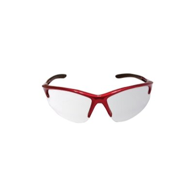 SAS Safety Db2 Safety Gls Red W/ Mirror Lens
