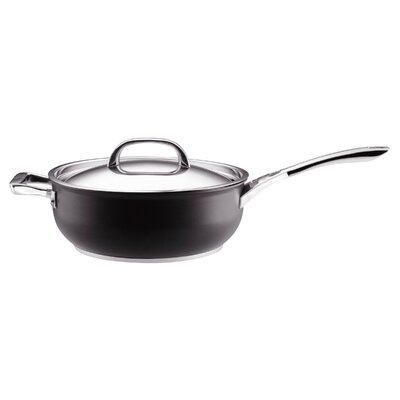 Infinite 6-qt. Chef's Pan with Lid