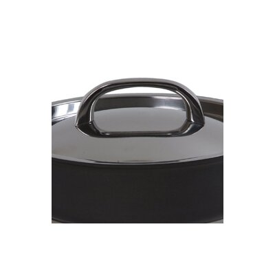 Circulon Infinite 6-qt. Chef's Pan with Lid