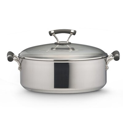 Contempo 7.5-qt. Stock Pot with Lid