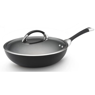 Circulon Symmetry 12-Inch Covered Stir Fry Ultimate Pan