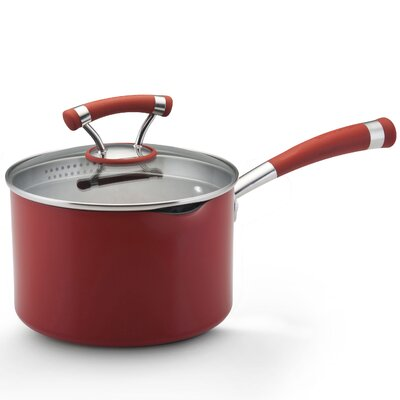 Circulon Contempo 3-qt. Saucepan with Lid