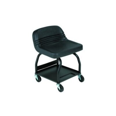 Whiteside Mfg Creeper Seat/High Back/Red