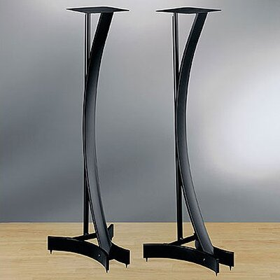 """Bello Heavy Duty 36"""" Fixed Height Speaker Stand (Set of 2)"""