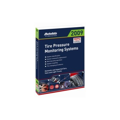 Autodata 2009 Tire Pressure Monitoring System Manual