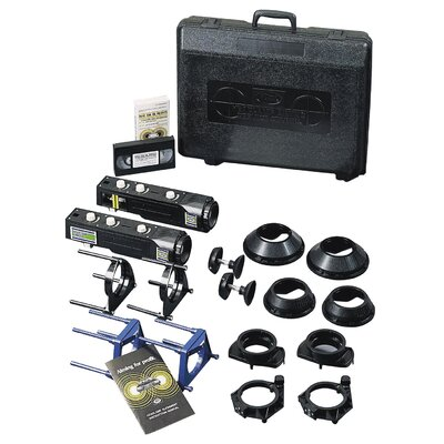 American Aimers B4A Headlight Aimer Kit W/Cs W/O Meter