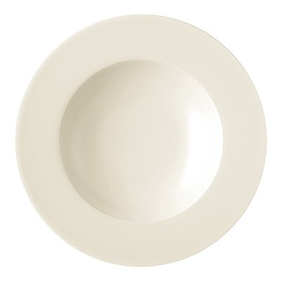 "Frieling Diamond 9"" Round Rim Soup Plate"