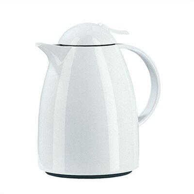 Frieling Emsa Auberge Quick-Tip 3 Cup White Beverage Server