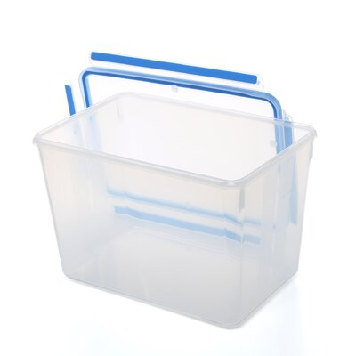 Frieling Emsa 3D Food Storage Deep Rectangular 365 fl oz Clip and Close Container