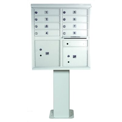 1565 High Security Cluster Box Units (8 Box Unit)