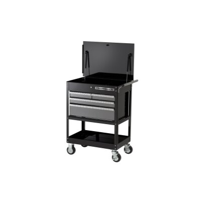 "KD Tools Gearwrench Xl  24"" Wide 4 Drawer Service Cart"