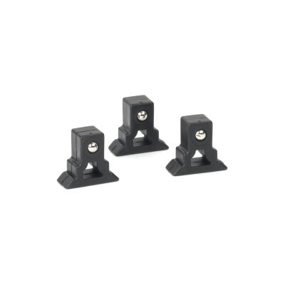 "KD Tools 1/4"" Drive Socket Rail Clips (3 Pc.)"