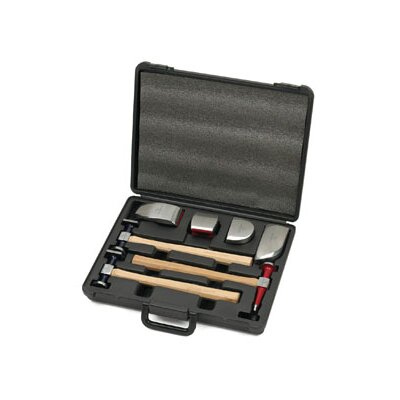 KD Tools 7 Pc. Body Hammer Set