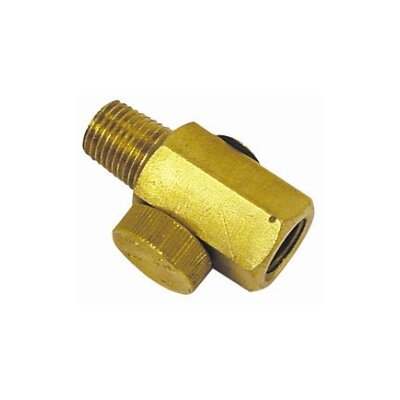 SG Tool Aid Brass Air Regulator