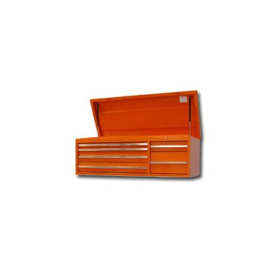6 Drawer Chest-Orange-Ds Fob