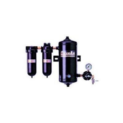 ITW Devilbiss 3-Stage Desiccant Air Dryer System