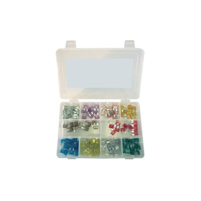 K Tool International 120Pc. Mini Fuse Assortment