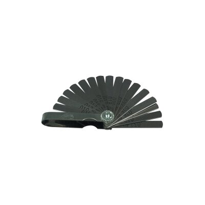 Lisle Feeler Gauge Mini Blade Type .010 To .035In.