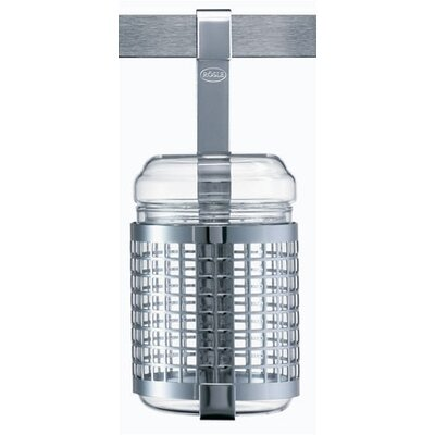 Rosle Stainless Steel Square Utensil Holder