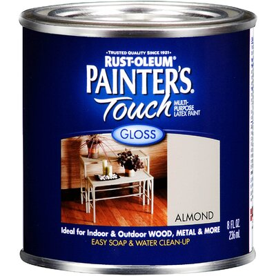 PaintersTouch Almond Latex Multi-Purpose Paint