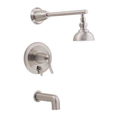 Danze® Sonora Single Lever Handle Tub and Shower Faucet