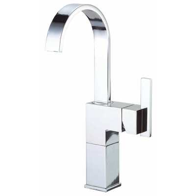Sirius Single Hole Vessel Bathroom Sink Faucet with Single Handle - D201544