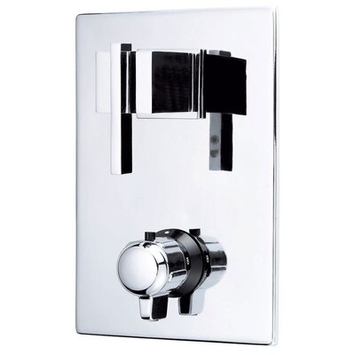 Danze® Sirius Two Handle Thermostatic Shower Trim Only